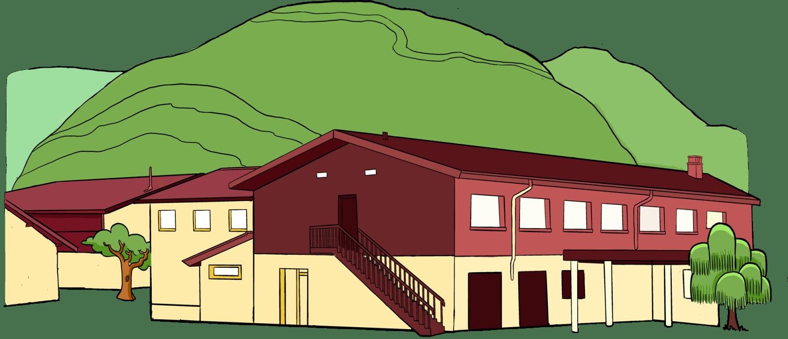 MFR La Balme de Sillingy illustration vue générale