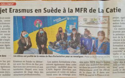 L'ouverture au Monde et aux Autres au cœur de la MFR !